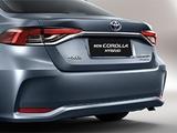 丰田 卡罗拉 2019款 丰田 卡罗拉 2019款 双擎1.8L E-CVT旗舰版-第1张图