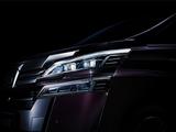 丰田 威尔法 2019款 丰田 威尔法 2019款 双擎2.5L HV尊贵版-第2张图