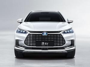 比亚迪 唐EV 2019款 EV600智联创悦型