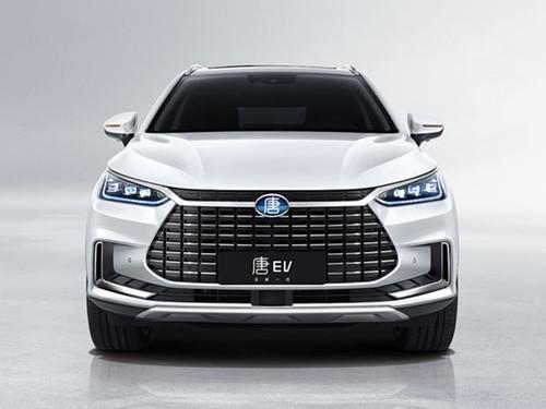 比亚迪 唐EV 2019款 EV600D智联创领型